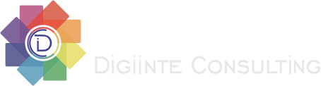 DigiInte Consulting white logo